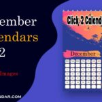Free Printable Yearly 2022 Calendar One Page with Holidays